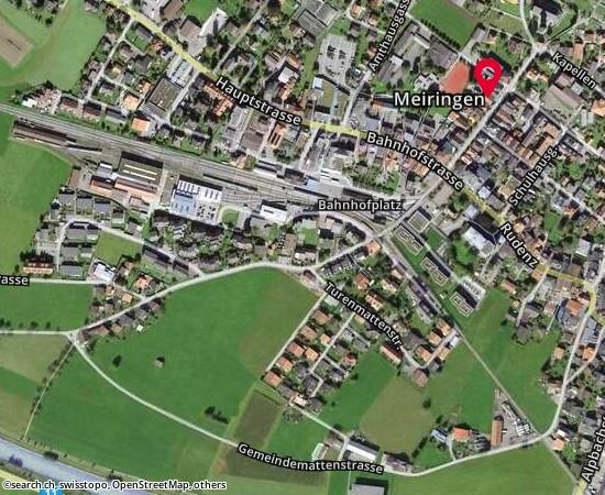 3860 Meiringen Kirchgasse 15
