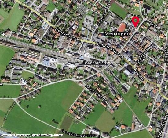 3860 Meiringen Kirchgasse 19