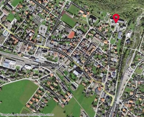 3860 Meiringen Lenggasse 45