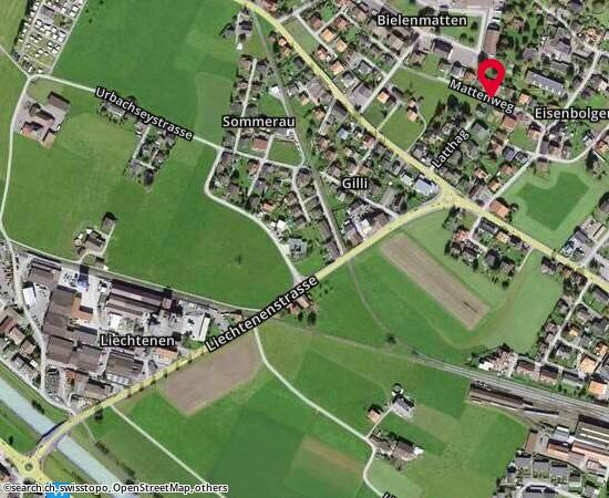 3860 Meiringen Mattenweg