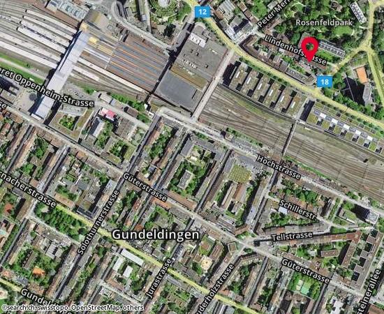 4052 Basel Lindenhofstrasse 32