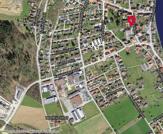 4323 Wallbach Zentrumstrasse 11