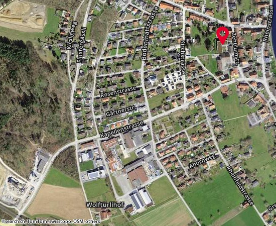 4323 Wallbach Zentrumstrasse 13