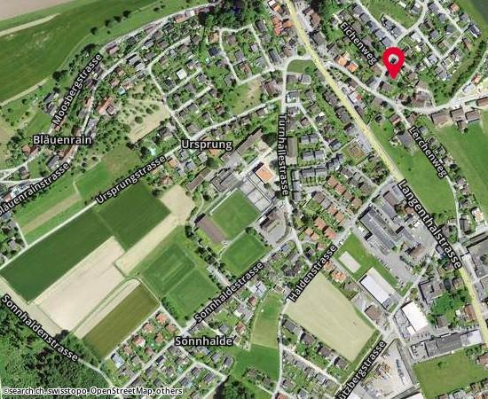 4912 Aarwangen Bergstrasse 4