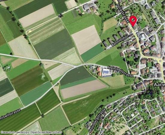4912 Aarwangen Jurastrasse 20