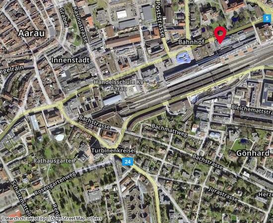 5000 Aarau Bahnhofstrasse 86