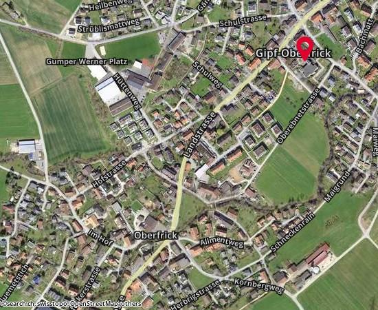 5073 Gipf-Oberfrick Gemeindehaus