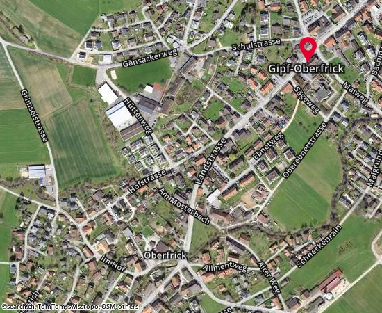 5073 Gipf-Oberfrick Landstrasse 43