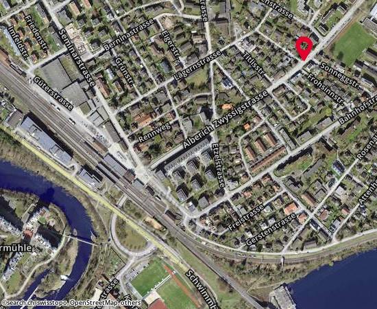 5430 Wettingen Alberich Zwyssig-Strasse 76