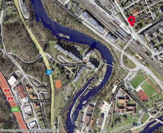 5430 Wettingen Seminarstrasse 99