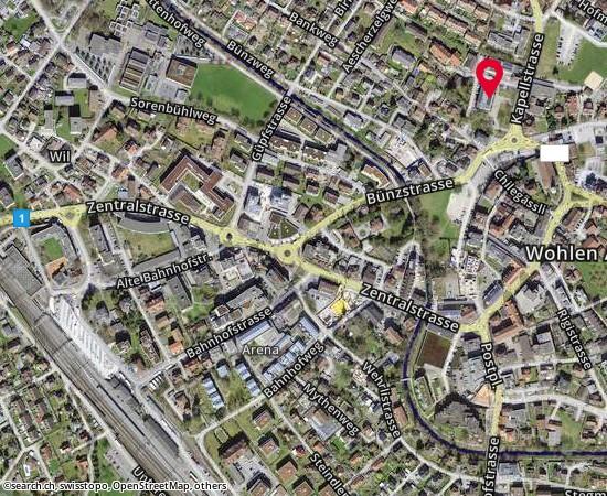 5610 Wohlen Kapellstrasse 1