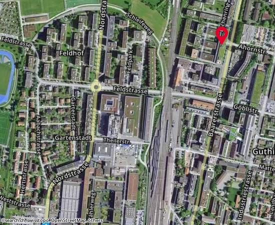 6300 Zug Baarerstrasse 135