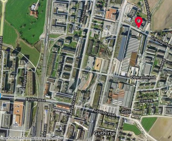 6300 Zug Grienbachstrasse 17