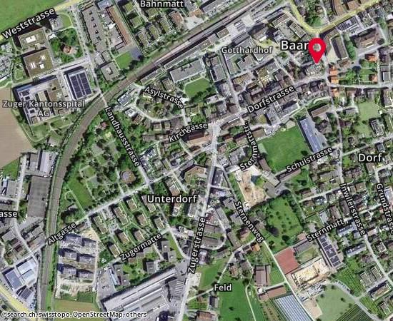 6340 6340 Baar Rathausplatz 1 1