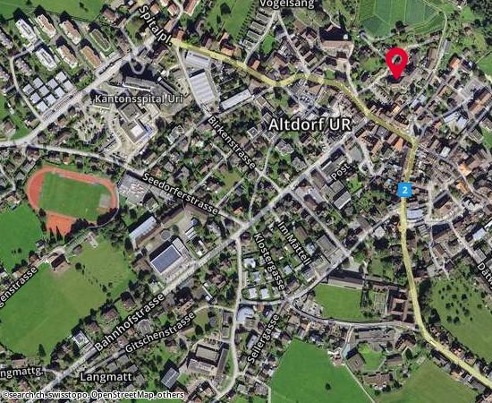 6460 Altdorf Rosenbergweg 8