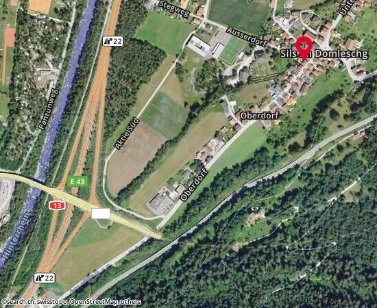 7411 Sils i.D Oberdorf 2