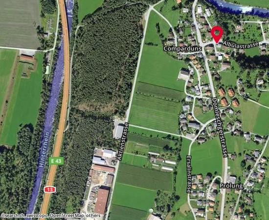 7411 Sils im Domleschg Albulastrasse 12