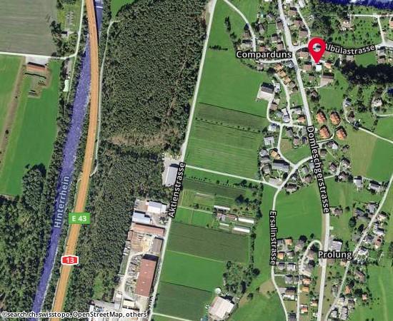 7411 Sils im Domleschg Albulastrasse 8