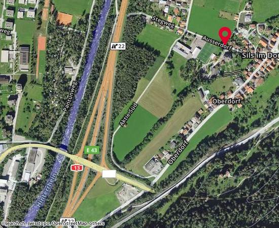 7411 Sils im Domleschg Ausserdorf