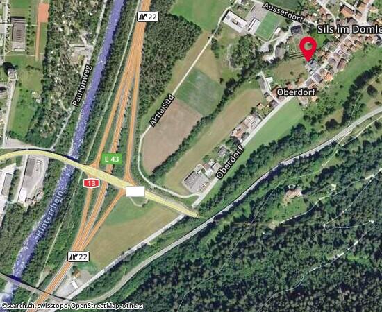 7411 Sils im Domleschg Oberdorf 24