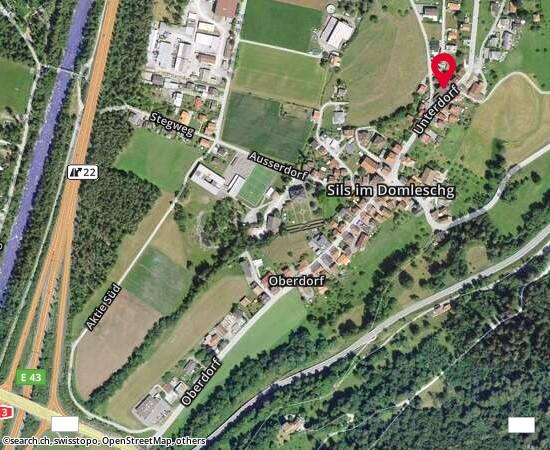 7411 Sils im Domleschg Unterdorf 17