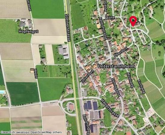 8476 8476 Unterstammheim Oberdorf 15 15