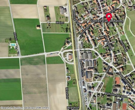 8476 Unterstammheim Gemeindehausplatz