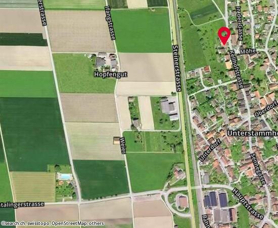 8476 Unterstammheim Kellhofstrasse 23