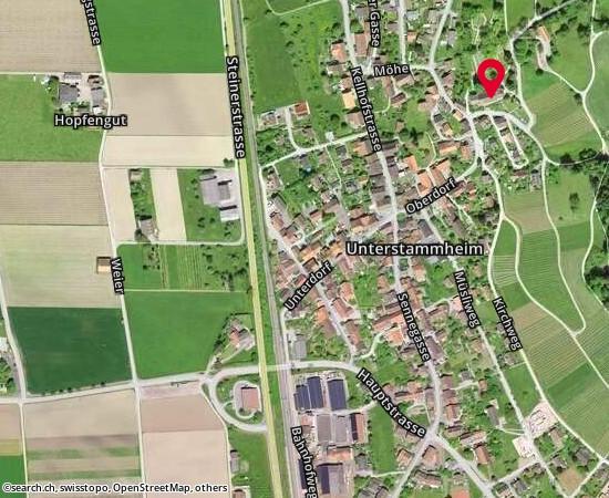 8476 Unterstammheim Pfarrhaus