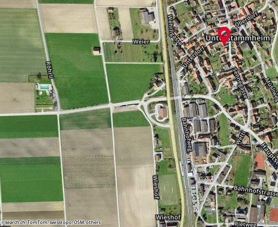 8476 Unterstammheim Sennegasse 4