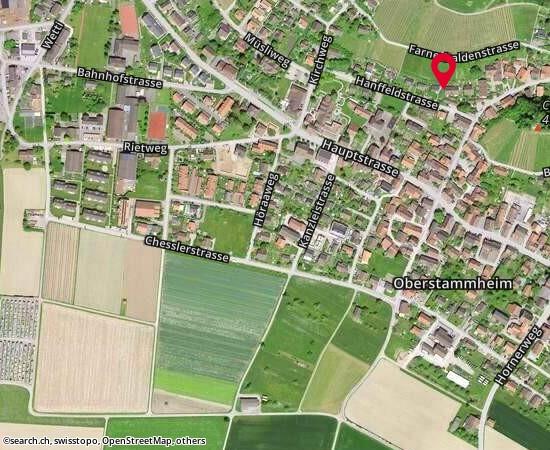 8477 Oberstammheim Hanffeldstrasse 4