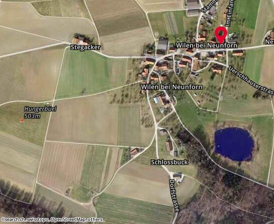 8525 Wilen bei Neunforn Dorfstrasse 8