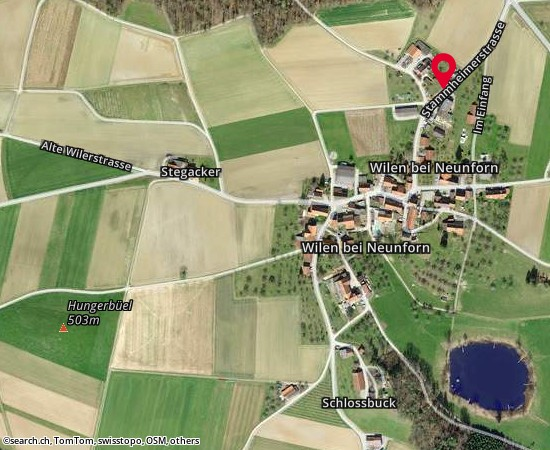 8525 Wilen bei Neunforn Stammheimerstrasse