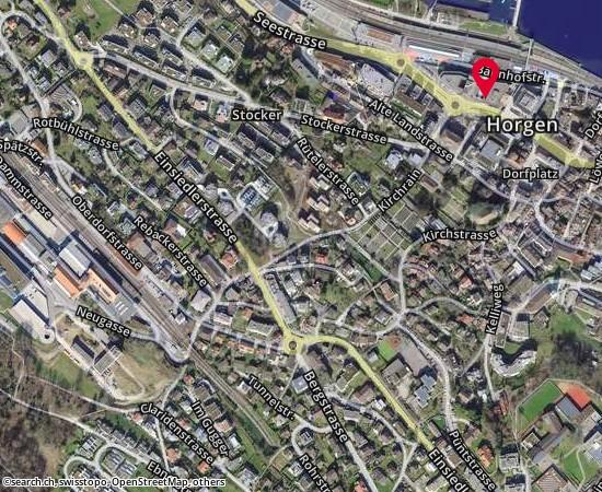 8810 Horgen Bahnhofstrasse 6