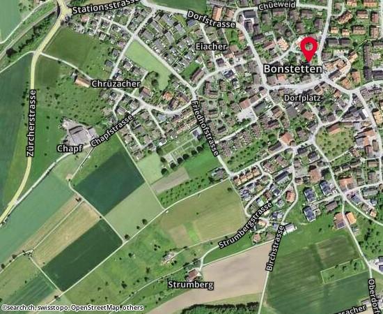 8906 Bonstetten