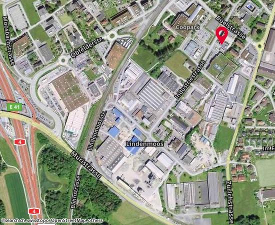 8910 Affoltern am Albis Industriestrasse 1