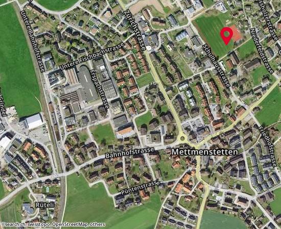 8932 Mettmenstetten Schulhaus Gramatt