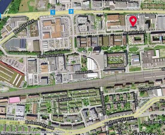 8952 Schlieren Brandstrasse 26