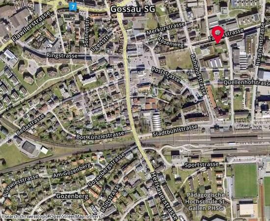 9200 Gossau Bachstrasse 22