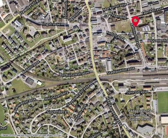 9200 Gossau Bahnhofstrasse 29