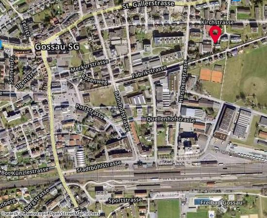 9200 Gossau Kirchstrasse 46a