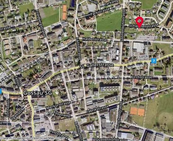 9200 Gossau Schwanenstrasse 8a
