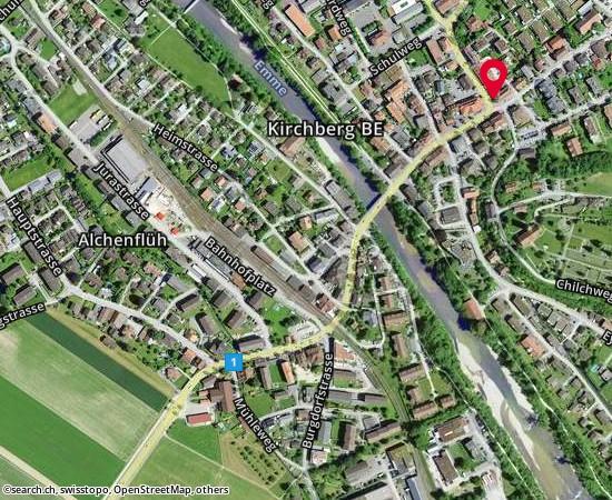 Kirchberg BE Solothurnstrasse 2