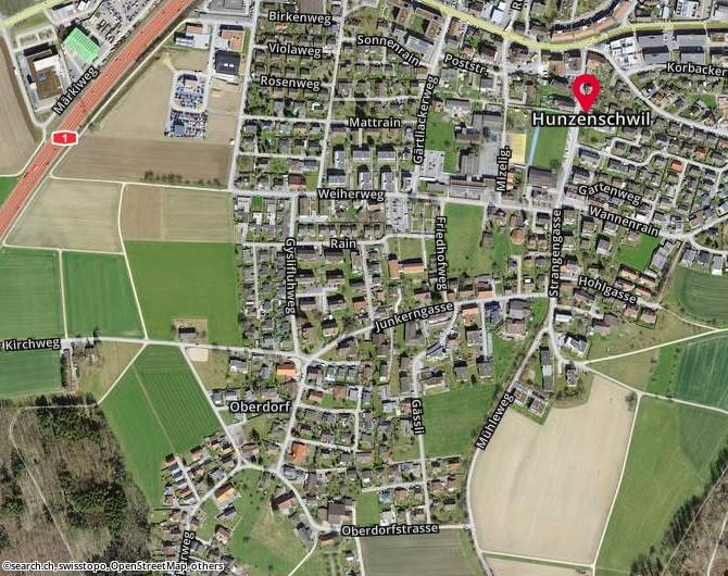Gemeinde Hunzenschwil