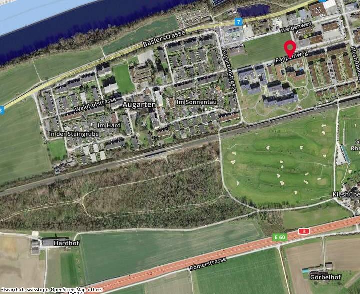 Gemeinde Rheinfelden Pappelnweg 40