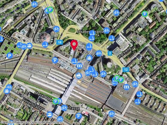 Küchengasse 16, 4051 Basel