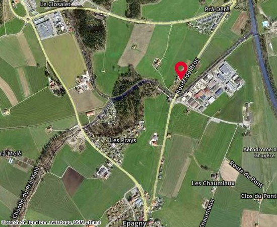 1663 Epagny Route de Broc 53