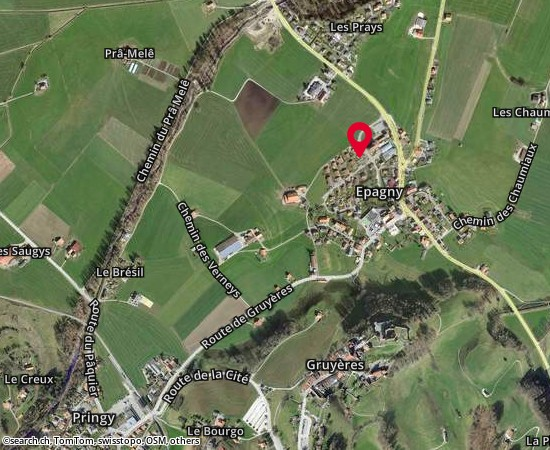 1663 Epagny Route de Duvillard 16