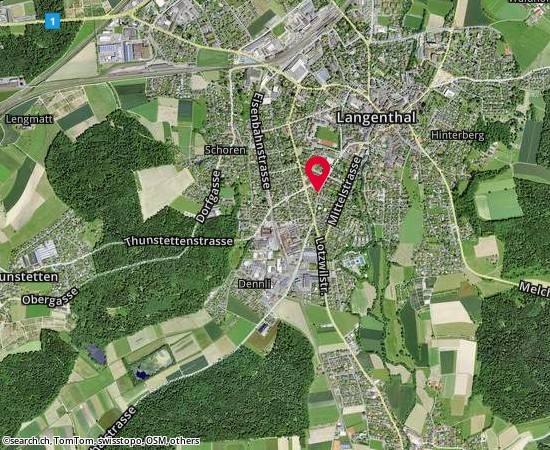 4900 Langenthal Lotzwilstrasse 36