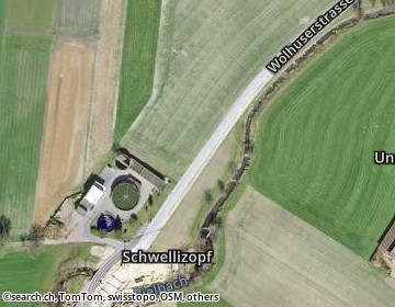 Karte von: Landmetzg Rottal Ruswil